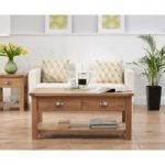 Somerset Oak Coffee Table