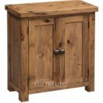 Huari Solid Oak Occasional Cupboard