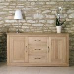 Mobel Large Solid Oak Sideboard