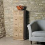 Mobel Solid Oak Multi-Drawer Storage Chest