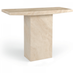 Cenadi Marble Console Table