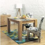 Aston 120cm Oak Dining Table