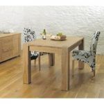 Aston 150cm Oak Dining Table