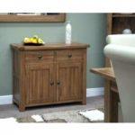 Rustic 100cm Oak Sideboard