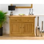 Normandy 115cm Oak Sideboard