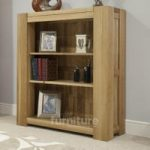 Trend 105cm Oak Bookcases