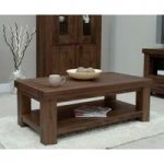 Novara Walnut Coffee Table