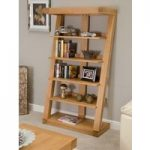 Z Solid Oak 165cm Bookcases